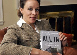 Paula Broadwell, a glamorous defence academic and ex-army officer, had written a fawning biography of David Petraeus after she was embedded with him in Afghanistan