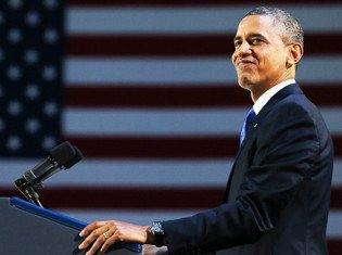 President Barack Obama won re-election with a similar coalition that carried him to the presidency in 2008: women, young voters, African Americans and Latinos