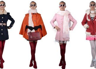 Seventy two year old Liu Xianping posed in outfits from his granddaughter's fashion store Yuekou for a joke