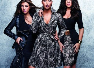 The Kardashian sisters have joined forces with UK high street staple Dorothy Perkins, just in time for the Christmas party season