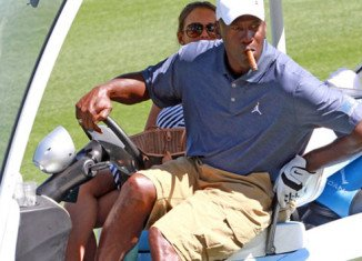 The La Gorce Country Club in Miami kicked Michael Jordan off the links in the middle of his golf game and banned him from ever returning because he violated the club's strict dress code