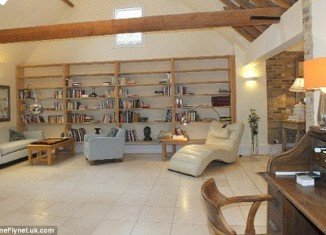 The Treasury in Ickham is a sumptuous barn conversion and Angelina Jolie and Brad Pitt would have paid $5,000 a month to rent the pad while he filmed scenes for World War Z