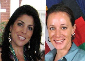 The emails which Paula Broadwell sent to supposed love rival Jill Kelley were kind of cat-fight stuff