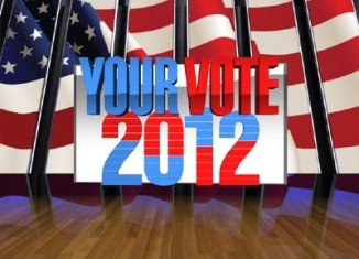 Voting results election 2012