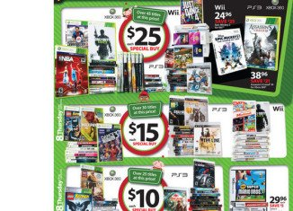 Wal-Mart 2012 Thanksgiving Day Pre-Black Friday Deals, Coupons and Special Discounts