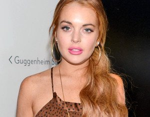 123 Talent agency is sending mass emails offering Lindsay Lohan's services for Bar Mitzvahs