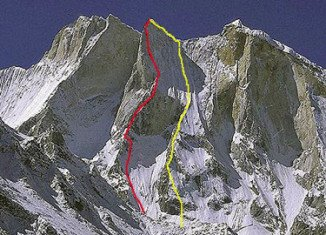American climbers Conrad Anker, Jimmy Chin and Renan Ozturk have become the first in the world to conquer India's Mount Meru Shark's Fin