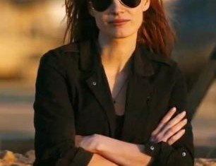CIA agent Maya, played by Jessica Chastain in the film Zero Dark Thirty, spent the best part of a decade to finding Bin Laden and became the SEALs' go-to expert on intelligence matters about their target