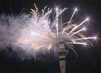 Celebrations are being held around the world to mark the New Year, with the city of Auckland in New Zealand holding the first major events of 2013