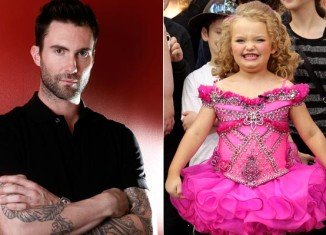 Here Comes Honey Boo Boo has been branded by Adam Levine as the worst thing that's ever happened to civilization