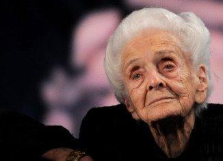 Italian Nobel prize-winning neurologist Rita Levi-Montalcini has died at the age of 103