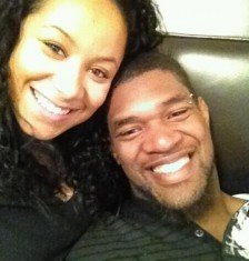 Jovan Belcher leaned over Kasandra Perkins' dead body, said he was sorry and kissed her on the forehead