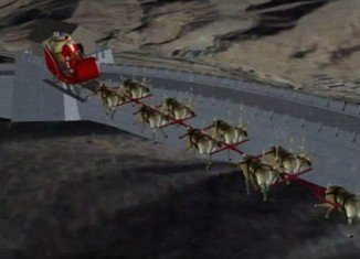 NORAD and Google Santa Tracker competition to follow Father Christmas as he travels the globe