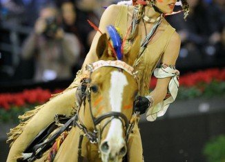 Princess of Monaco Charlotte Casiraghi has become the latest public figure to spark anger for wearing a Native American costume