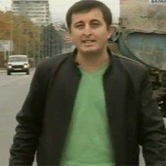 Russian television journalist Kazbek Gekkiyev has been shot dead in the North Caucasus