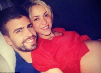 Shakira's footballer boyfriend Gerard Piqué has confused fans over whether or not they have actually become parents with a series of tweets
