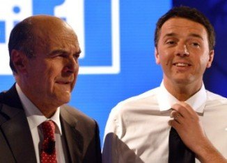 The final round of the contest for the leadership of the centre-left Democratic Party pitches veteran party leader Pier Luigi Bersani against Florence Mayor Matteo Renzi