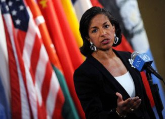 UN Ambassador Susan Rice has withdrawn her name for consideration to succeed Hillary Clinton as US secretary of state