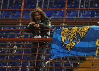 Udinese football club fan Arrigo Brovedani has stolen media attention in Italy after being the only supporter to show up to watch his club play an away game in the top league