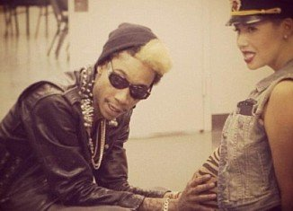 Wiz Khalifa and Amber Rose are more than happy to share every little happy moment of the pregnancy with the world