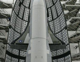 X-37B, a notoriously mysterious military space plane operated by the US Air Force, has launched from Florida, the third flight in a secretive test programme