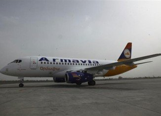 A baby girl has been born on an Armavia plane flying from Russia to Armenia