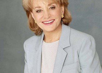 Barbara Walters has been hospitalized after she fell last night at an inauguration party and will be unable to contribute to ABC News' coverage of the event