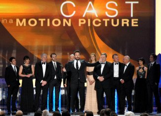 Ben Affleck's Argo has won Outstanding Performance By A Cast In A Motion Picture Award at SAG 2013