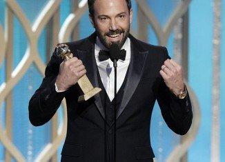 Ben Affleck won Best Director and Best Motion Picture Drama at Golden Globes 2013 for Iran hostage thriller Argo