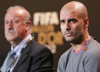 Former Barcelona boss Pep Guardiola will take over as Bayern Munich manager at the end of the season
