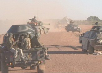 French-led troops in Mali have taken control of the northern town of Gao