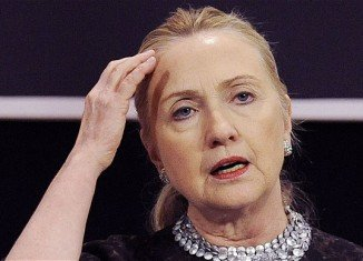 Hillary Clinton is making excellent progress after a blood clot was found between her brain and skull