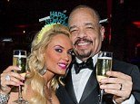 Ice-T has and Coco Austin toasted the New Year in style at a party at LAX club in Las Vegas