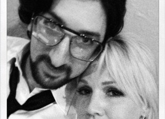 Jennie Garth is dating Jeremy Salken, drummer for the electronic band, Big Gigantic