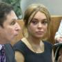 Lindsay Lohan could still face jail, says Judge Stephanie Sautner