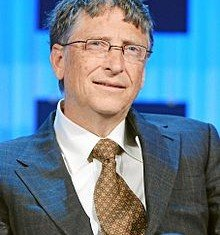 Microsoft co-founder Bill Gates plans to spend his fortune for the eradication of poliomyelitis, a viral disease that has taken a countless number of lives