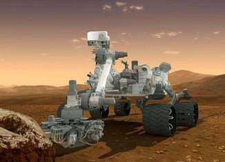 NASA Curiosity rover is very close to drilling into its first Martian rock