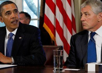 President Barack Obama is to pick maverick former Republican Senator Chuck Hagel as defence secretary later, amid a political backlash over the nomination
