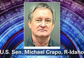 Republican Senator Michael Crapo has pleaded guilty to drink-driving, at a court in the state of Virginia and has had his driver's licence suspended for one year