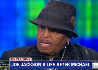 Speaking during Piers Morgan Tonight, Joe Jackson has admitted to physically disciplining son Michael and the rest of his family