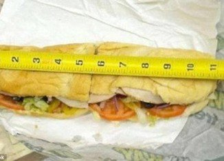 Subway has finally responded to international criticism that its footlong sandwiches only appear to be 11 inches long
