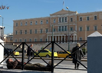 The Greek parliament has approved a series of unpopular tax rises aimed at boosting revenue in line with Athens' commitments to international creditors
