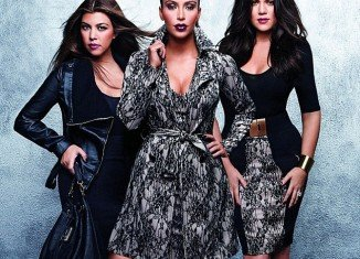 The Kardashian sisters are back with a second Kardashian Kollection at Dorothy Perkins in London