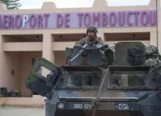 The UK has decided to deploy about 330 military personnel to Mali and West Africa to support French forces
