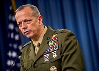 The White House has announced it will go ahead with the nomination of General John R. Allen as NATO commander in Europe