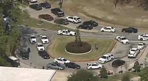 Three people have been injured in a shooting at Lone Star College in Houston