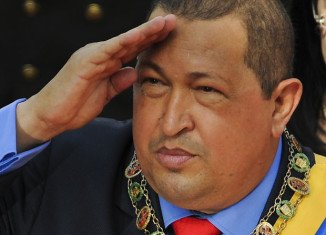 Venezuelan authorities have urged President Hugo Chavez's supporters to join a major rally on Thursday, when he is due to be sworn in for a fourth term