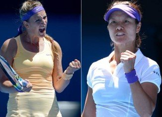 Victoria Azarenka retained her Australian Open title and kept hold of the world number one spot with victory over Li Na in the Melbourne final