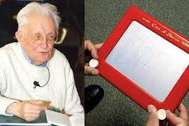 Andre Cassagnes, the inventor of the classic toy Etch A Sketch, has died last month in Paris, at the age of 86