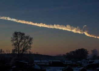Astronomers have traced the origin of a meteor that injured about 1,000 people after breaking up over Ural mountains region in central Russia earlier this month